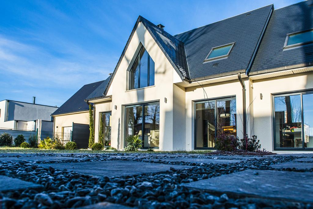 Maison individuelle Constructions Guy Gérard