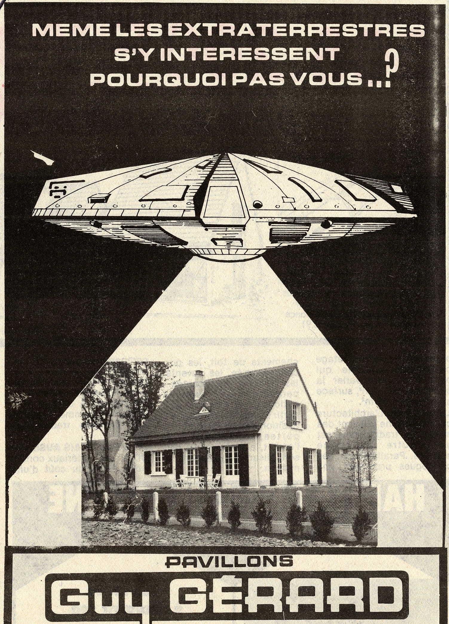 Même les extraterrestres s'y intéressent, pourquoi pas vous ?