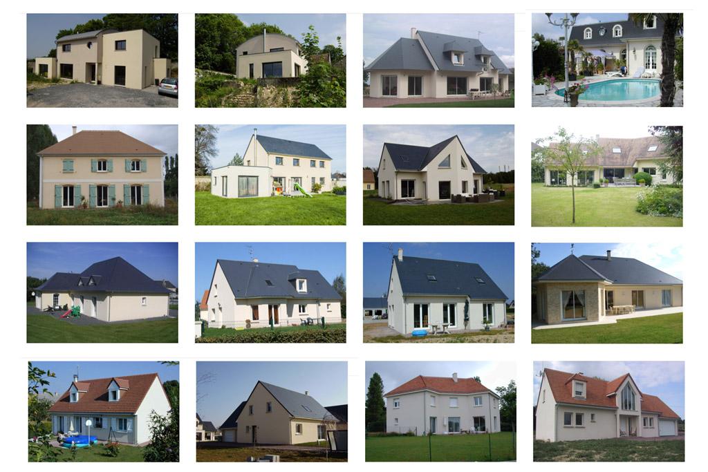 Maisons personnalisées portfolio