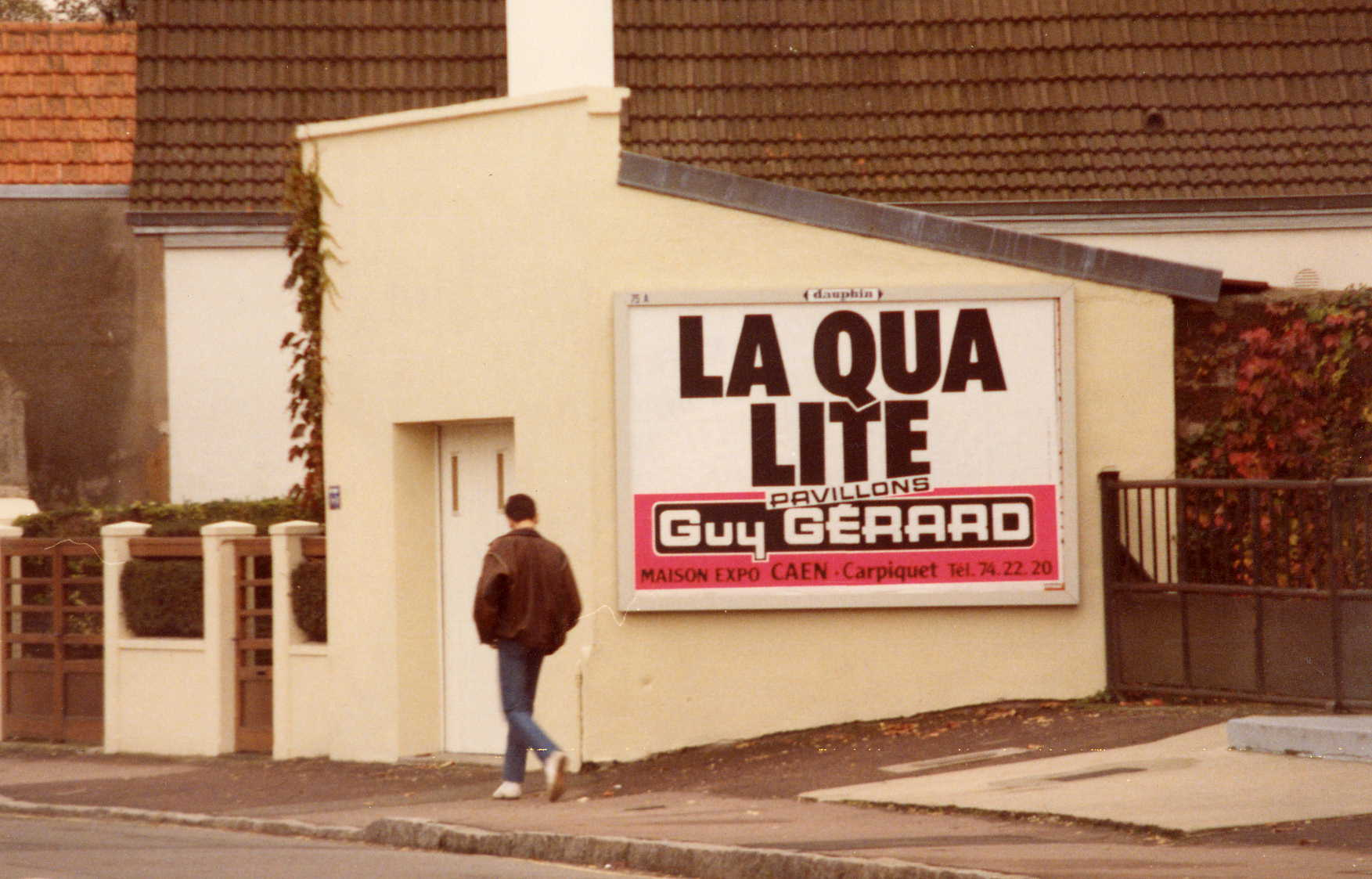 La qua lite Pavillions Guy Gérard