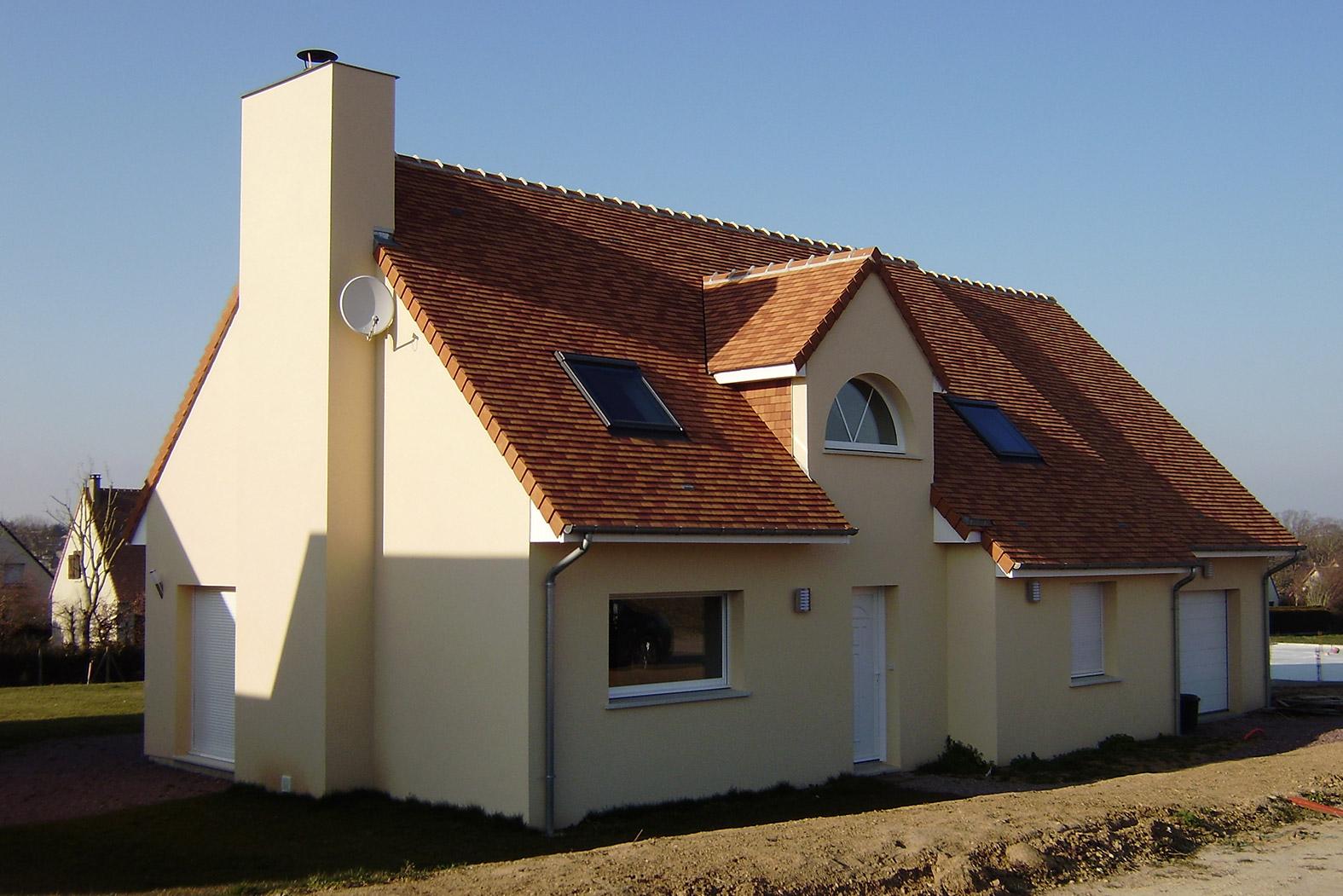 Portfolio Maisons sur mesure