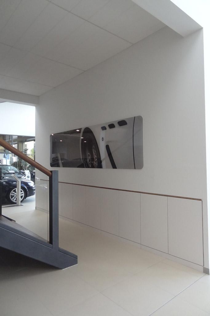 rénovation loft concession automobile