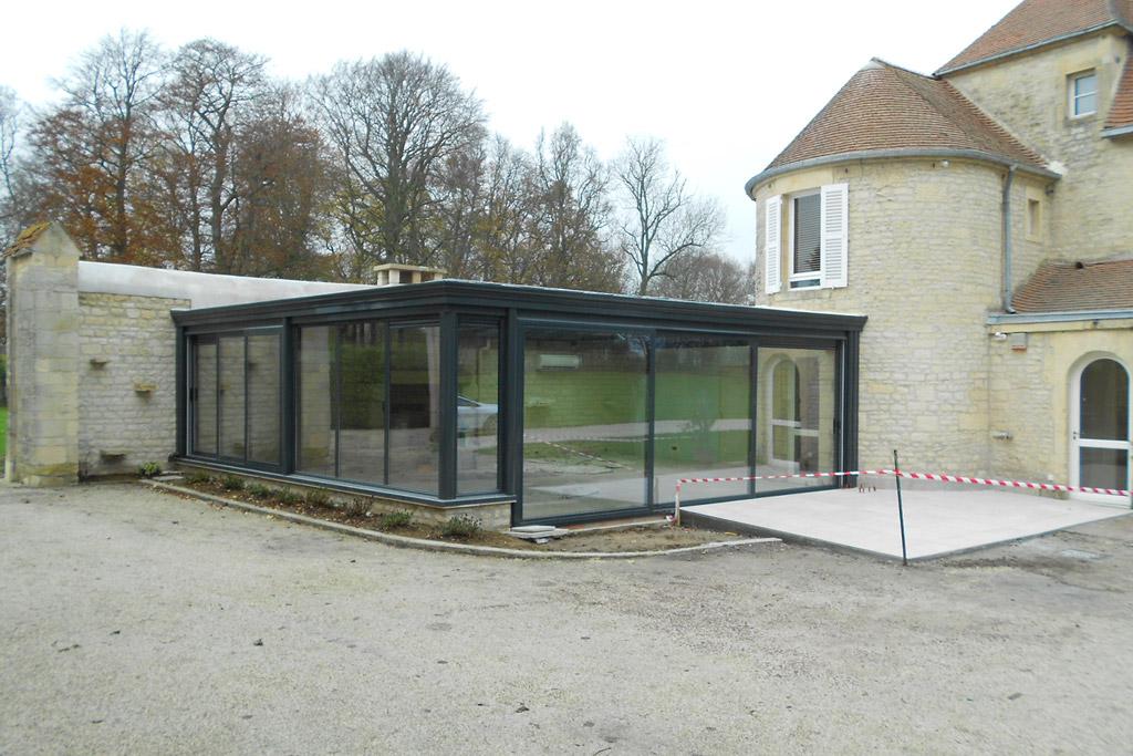 rénovation veranda