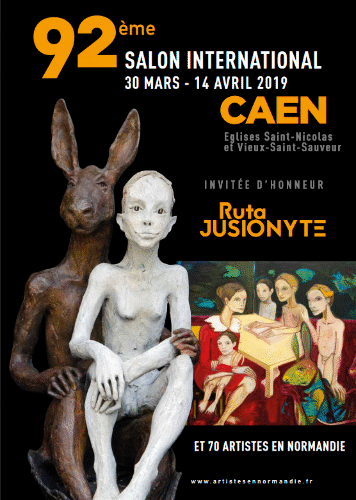 Salon International des Artistes en Normandie