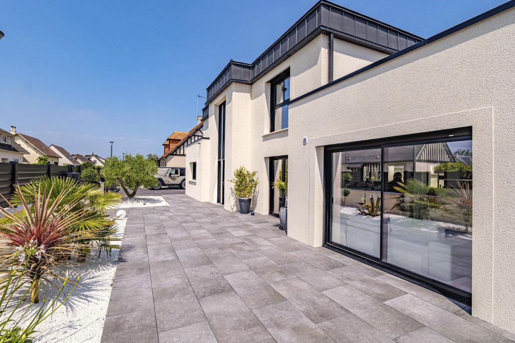 maison personnalisée toit plat